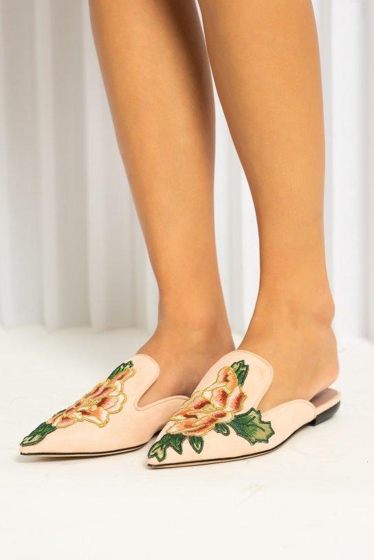 sandals Pink Flat