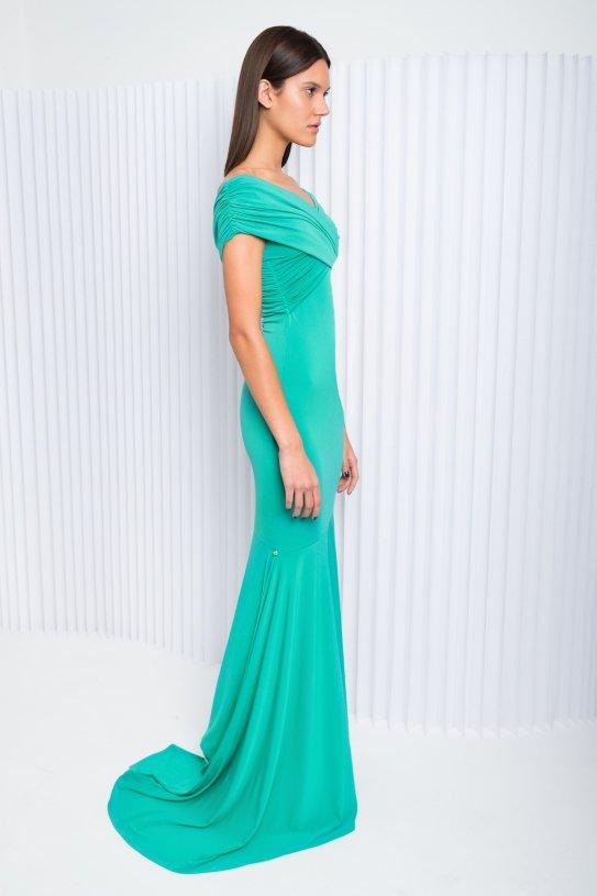 dress Rose long