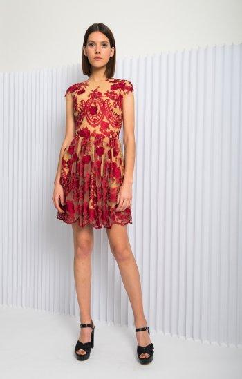 haljina Alida kratka