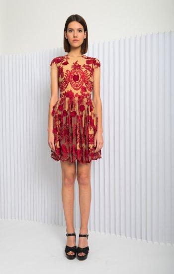 dress Alida short