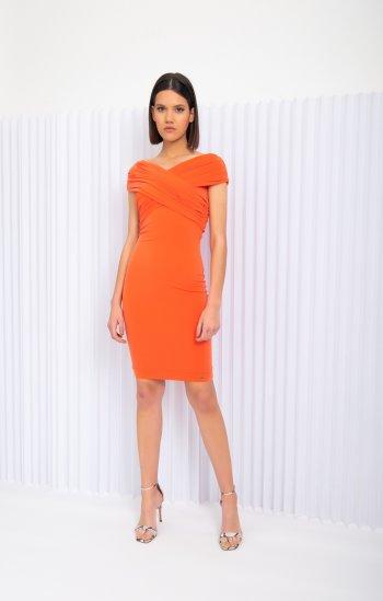 dress Rose short