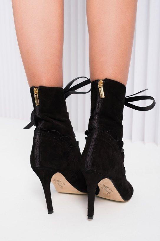 boots Sasha high