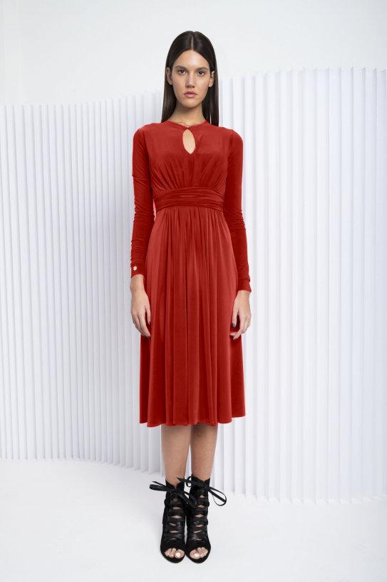 haljina Elin kratka