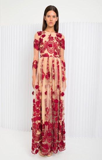 dress Alida long