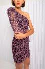haljina Jodie kratka
