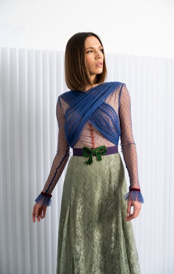dress Paulette