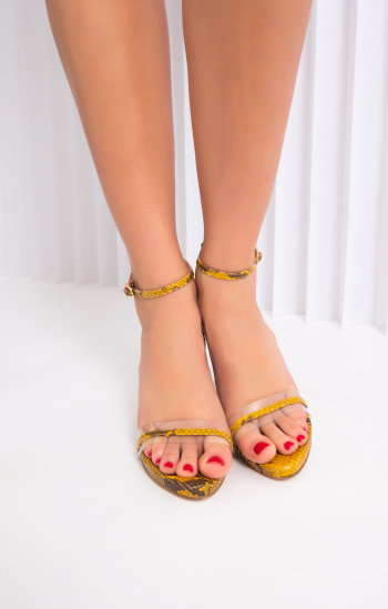 sandals Paola