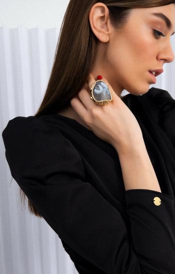 prsten Flora