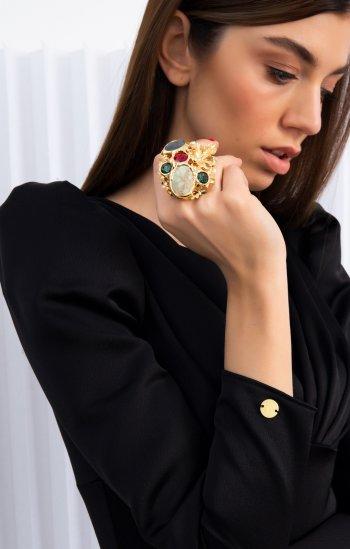 prsten Flora lux