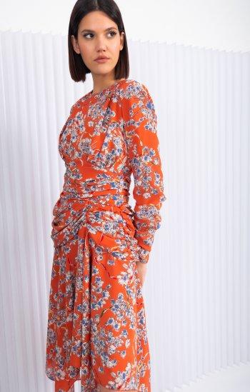 haljina Meadow svila