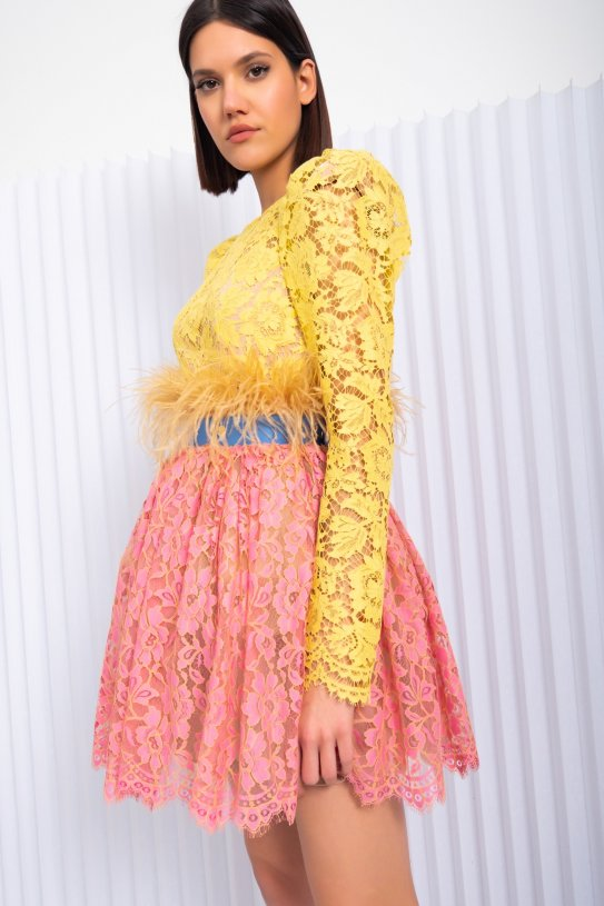haljina Nadene lux