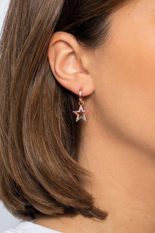 earrings Stars