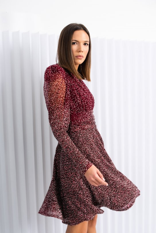 dress Leticia short