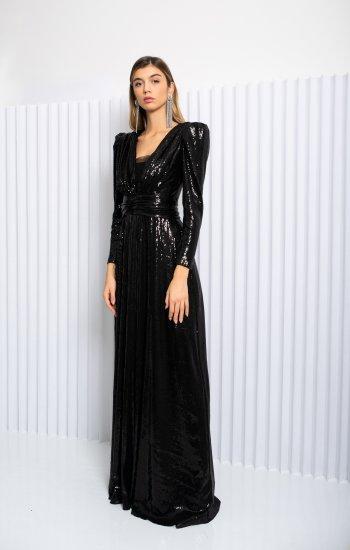 haljina Leticia duga