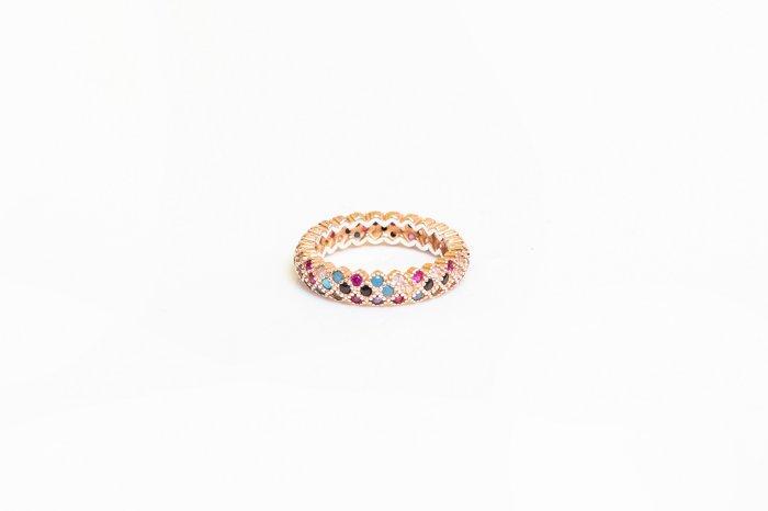 Ring Small Circle Color